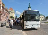 Interzis în Piaţa Unirii. Cum vor circula autobuzele pe perioada festivalului Toamna Orădeană
