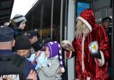 Moşul cel rău: În premieră, Moş Crăciun nu va mai ajunge cu trenul în Gara Mare din Oradea