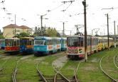 Circulaţia cu tramvaie pe tronsonul Pod CFR - Sinteza va fi întreruptă