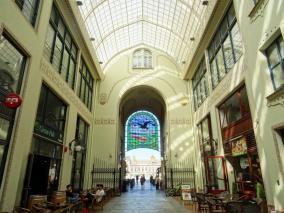 Investiţii de 4,1 milioane euro. Lucrările de reabilitare a Palatului Vulturul Negru s-au încheiat (FOTO)