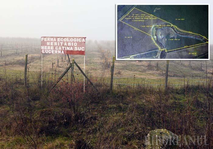 """""""ÎNGHIŢIT"""" DE CÂMP. În Cheresig, comuna Toboliu, """"terenul neproductiv"""" de sub Valea Alceului a fost însuşit în 2001 de Consiliul Local Girişu de Criş, care l-a vândut apoi unei familii. După tranzacţii succesive, peste 2 hectare din cursul pârâului au ajuns în proprietatea unei firme producătoare de sucuri care, deţinând terenuri agricole pe ambele maluri, l-a încoporat acestora, ca teren tot arabil. Evident, fără ştirea Administraţiei Bazinale de Apă Crişuri"""