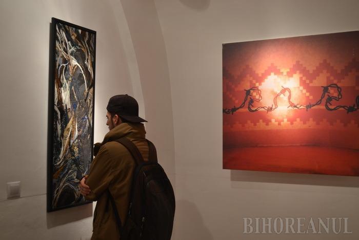 Vrei să ştii ce creează artiştii orădeni? Vizitează Salonul Anual al UAP Oradea, la Cetate (FOTO)