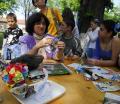 Prichindeii au învăţat să creeze în spirit 'eco' (FOTO)