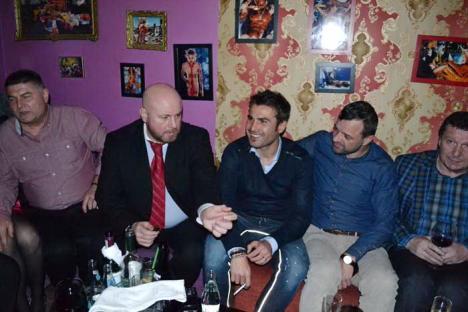 Adi Mutu, ţepar de Oradea? Celebrul fotbalist este cercetat de poliţiştii antifraudă bihoreni pentru escrocherie