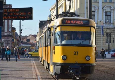 Oradea Transport Lent: Călătorii se plâng că OTL a mărit nepermis de mult timpii de aşteptare în staţii