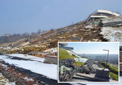 Dezastru 'de casă': Ce îi impută experţii arhitectului care a proiectat Dealul Ciuperca