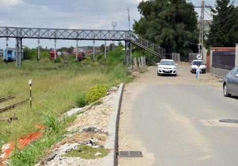 Drum rapid, direct în zid! Construcţia drumului expres se blochează în Depoul CFR