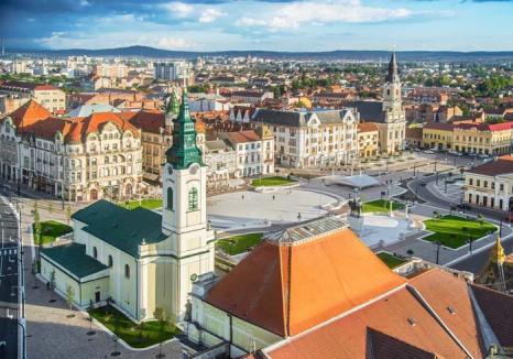 Oraş cu 'lipici': Experţii Băncii Mondiale susţin că peste 38.000 de români s-ar muta în Oradea