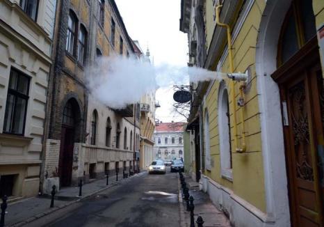 Butoiul cu gaze: Vecinii acuză restaurantul Butoiul de Aur că îi poluează cu centrala termică