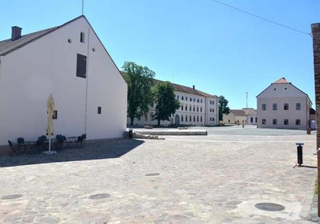 Vidul dintre ziduri: În lipsa unei strategii eficiente, Cetatea Oradea rămâne neatrăgătoare la un an şi jumătate după redeschidere