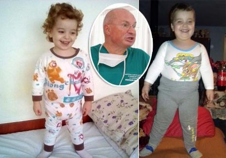 'Tăiat' de Lucan: Urologul Mihai Lucan a făcut o victimă şi în Bihor, un băieţel de nici 4 ani