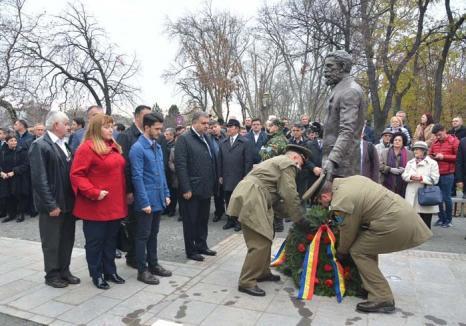 Unire pe sărite: Primăria Oradea are planuri consistente pentru Centenar, Consiliul Judeţean se mai... gândeşte