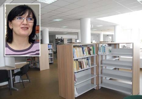 Şcoală fără carte: Universitatea din Oradea nu a mai cumpărat, de trei ani, nicio carte nouă!