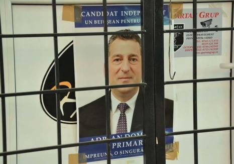 Condamnare la răcoare: Pentru ce a încasat 7 ani de închisoare fostul primar de Beiuş, Adrian Domocoş