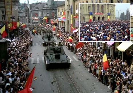 Oradea şi Pistruiatul: În vara anului 1973, oraşul de pe Criş a devenit platoul de filmare al popularului serial 'Pistruiatul' (FOTO/VIDEO)
