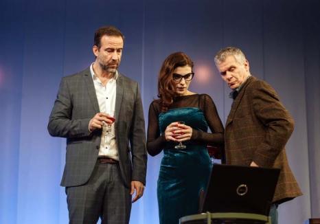 Toamna la teatru: Ediţia a V-a a Festivalului Internaţional de Teatru Oradea are în program 29 de spectacole produse în toată ţara