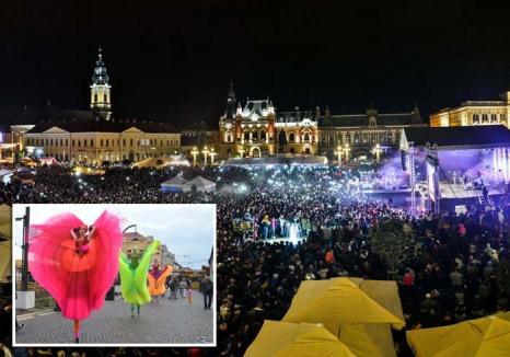 Toamnă reuşită: Toamna Orădeană s-a dovedit un succes, iar pentru următorul festival organizatorii îşi propun să aducă şi un star internaţional