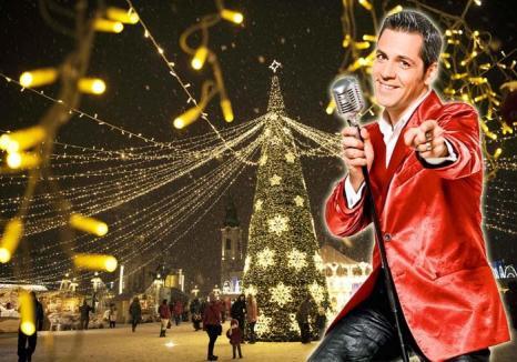 Crăciun de poveste: Târgul de Crăciun din Oradea va transforma Piaţa Unirii într-un tărâm magic