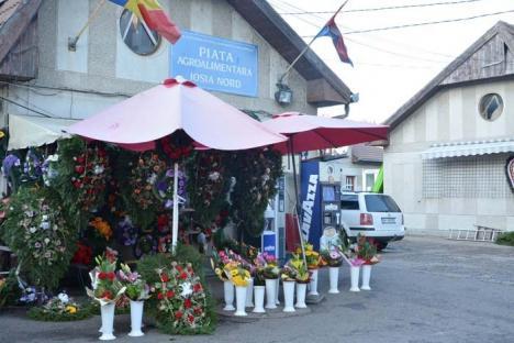 Coroane pe foc: Şeful ADP şi-a ridicat în cap vânzătorii de coroane din Piaţa Ioşia