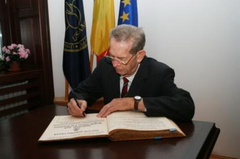 Admitere 2013: Universitatea de Ştiinţe Agricole şi Medicină Veterinară Cluj-Napoca - 144 ani de istorie şi excelenţă (FOTO)