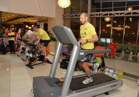 24 de ore pentru un zâmbet: Bihorenii, invitaţi să alerge şi să pedaleze pentru a-i ajuta pe copiii bolnavi de cancer