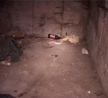 Cadavru găsit în subsolul Spitalului judeţean