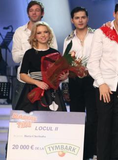 Ilaria, pe locul doi, la Dansez pentru tine (FOTO)