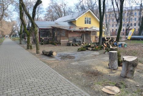 Primarul Ilie Bolojan spune că ar putea rezilia contractul de concesiune a Parcului Bălcescu