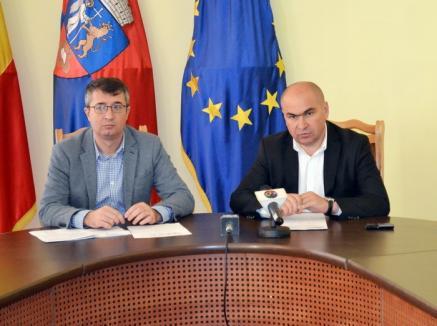 Mulţumiţi Guvernului! Primăria Oradea vrea să majoreze cu 20% taxele şi impozitele locale pentru a acoperi gaura provocată de 'revoluţia fiscală'