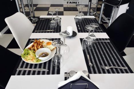 Invitaţie 'Chez Pascal': S-a deschis primul bistro franţuzesc din Oradea (FOTO)