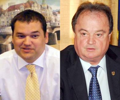 Miniştrii bihoreni Blaga şi Cseke, în vizită acasă