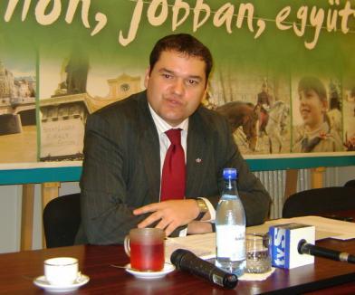 Cseke Attila, ministru al Sănătăţii: Nu concep mandatul fără investiţii, descentralizare şi reconsiderarea pacientului