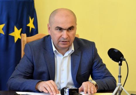 Primarul Ilie Bolojan, despre bugetul Oradiei: 'Propunem ca anul acesta să nu fie acordaţi bani pentru ONG-uri'