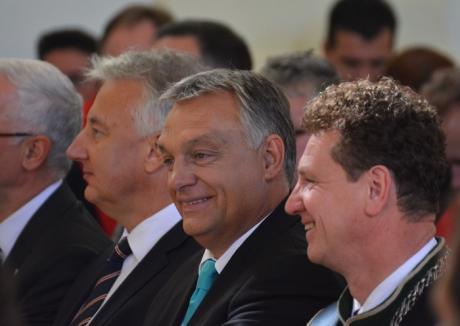 Orbán, premier de Oradea