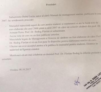Ministrul copy-paste: Bodog, prins că a plagiat două treimi din doctoratul dat în Ştiinţe Economice