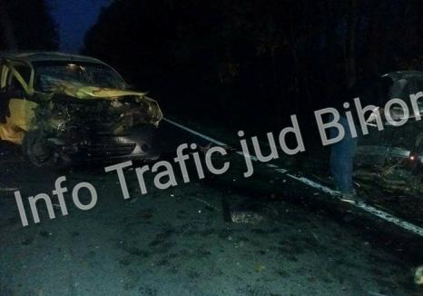 Accident în apropiere de Miersig: O persoană a decedat, iar alta e rănită după ce două maşini s-au lovit frontal (FOTO)