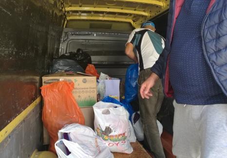 Caz cutremurător în Tămăşeu: Nouă copii au fost găsiţi de un echipaj al Ambulanţei dormind pe o duşumea, în podul unei case (FOTO)