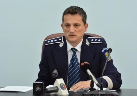 Răzbunarea lui Ciordel: Şeful Poliţiei Bihor, pus să dea cu subsemnatul în scandalul mascaţilor care i-au 'scuturat' pe liberali