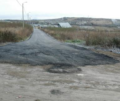 Ţîrle interzice asfaltarea după 1 octombrie