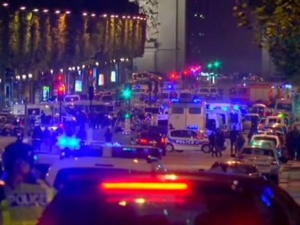 Autorul atacului de la Paris, un individ care a fost închis 15 ani pentru tentativă de omor