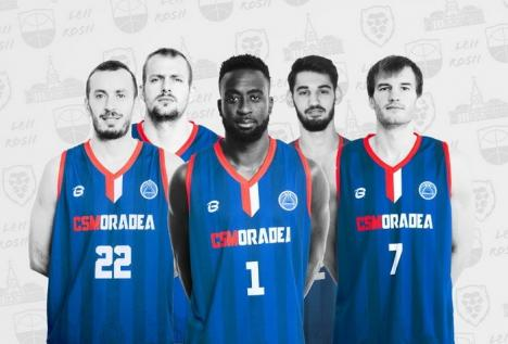 Baschetbaliştii de la CSM CSU Oradea au pierdut pe terenul celor de la Phoenix Galaţi