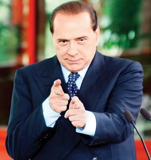 Berlusconi îşi lansează un nou album de cântece de dragoste