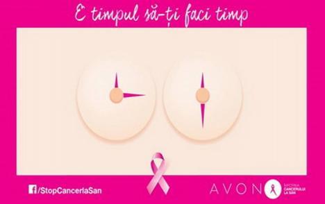 Testări gratuite pentru depistarea cancerului la sân în Oradea