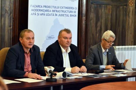 Compania de Apă Oradea şi-a lansat noul portal pe care sunt anunţate online toate intervenţiile pe reţele