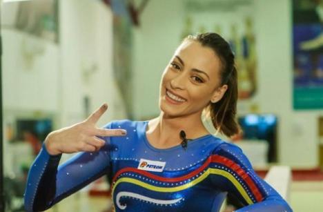 Cătălina Ponor a câştigat două medalii de aur la Cupa Mondială de la Baku
