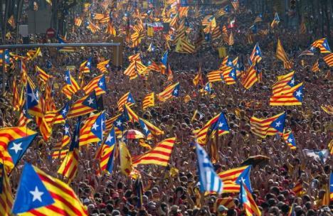 Independenţa Cataloniei: Reacţia MAE român