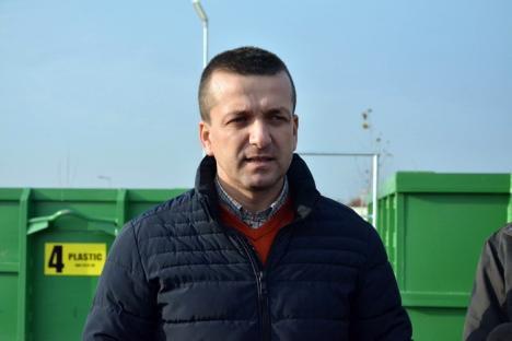Aruncaţi aici! RER Ecologic Service a deschis primul centru de colectare gratuită a deşeurilor (FOTO)