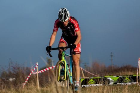Patru orădeni, pe podium la etapa a III-a a Cupei Naţionale de Ciclocross (FOTO)