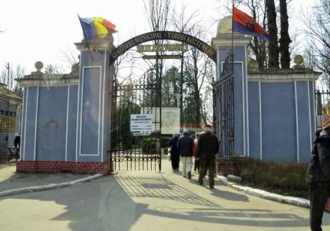 ADP Oradea: Fără mașini în cimitir, de Ziua Morților