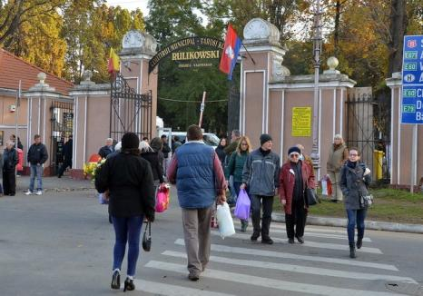 ADP organizează licitații pentru locuri în piețe și la Cimitirul Municipal, pentru  Ziua Morților
